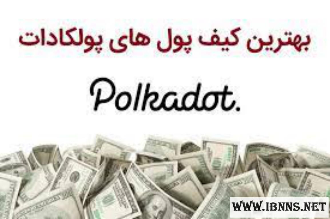کیف پول پولکادات چیست؟ | انواع کیف پول DOT | آموزش ساخت کیف پول Polkadot