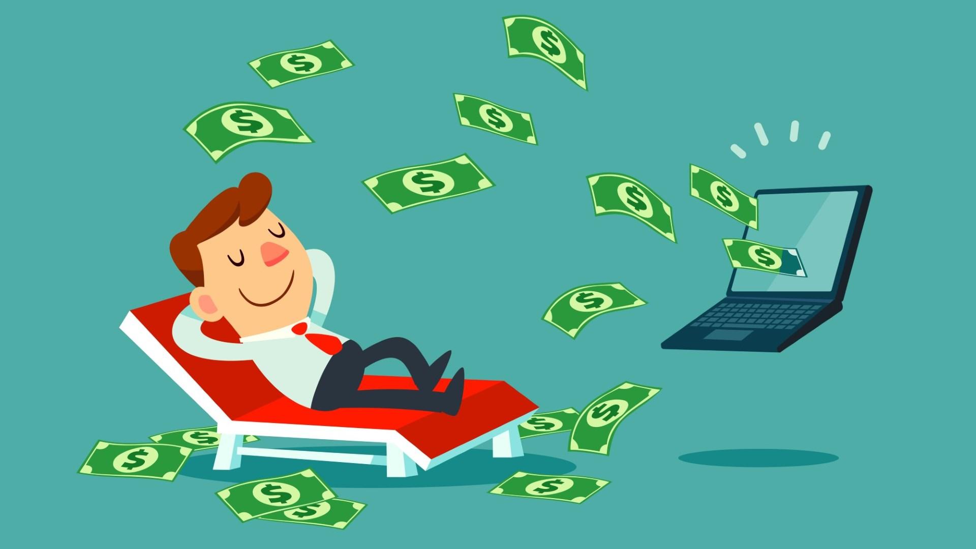 money earning